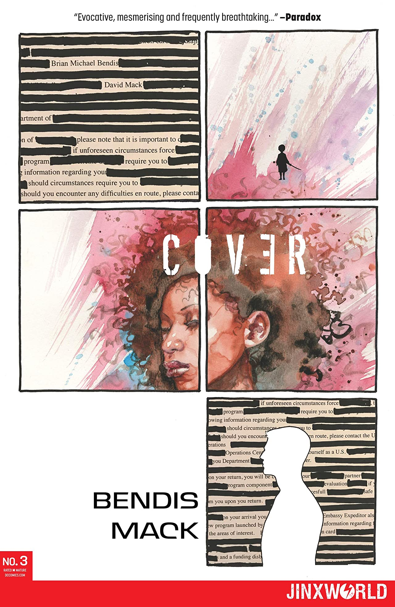 Cover (2018)  - 3 Tomes