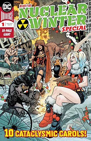 DC Nuclear Winter Special (2018) No.1