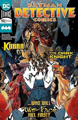 Detective Comics (2016-) #992