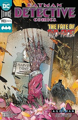 Detective Comics (2016-) #993