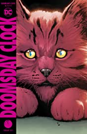 Doomsday Clock (2017-) No.8