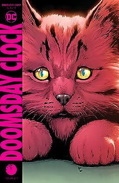 Doomsday Clock (2017-) #8