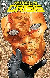 Heroes in Crisis (2018-) #3