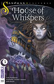 House of Whispers (2018-) #3