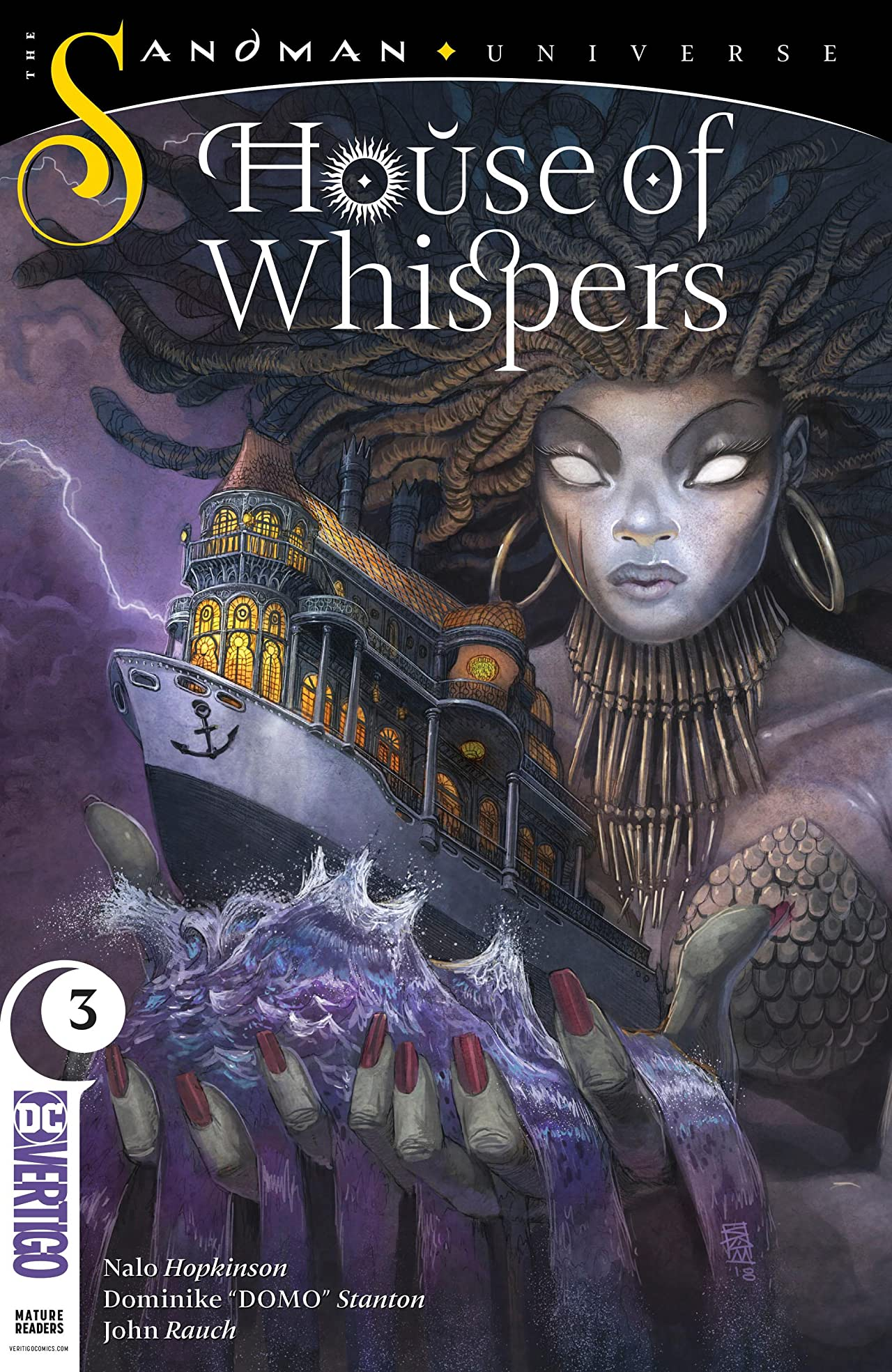 House of Whispers (2018-) No.3