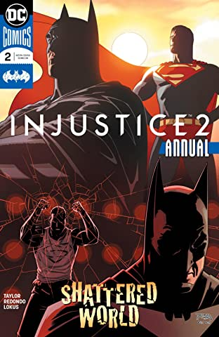 Injustice 2 (2017-2018) Annual #2