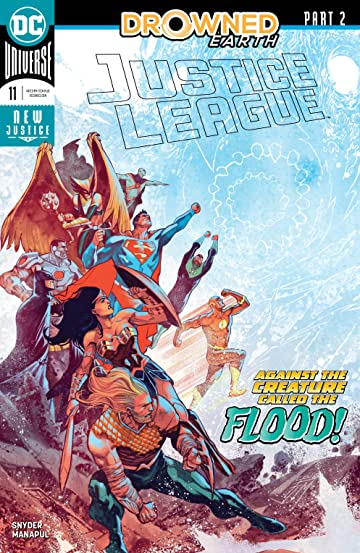 Justice League (2018-) No.11