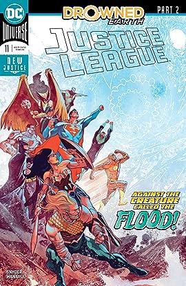 Justice League (2018-) #11
