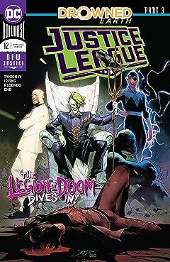 Justice League (2018-) #12