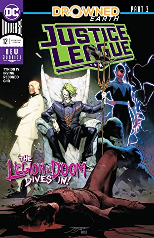 Justice League (2018-) No.12