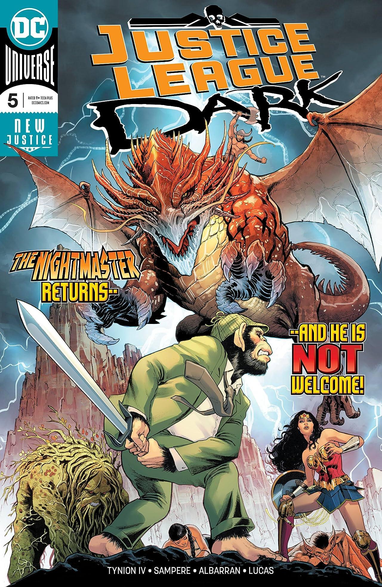 Justice League Dark - Tome 5