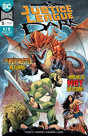 Justice League Dark (2018-) #5