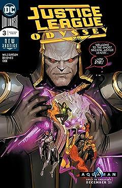 Justice League Odyssey (2018-) #3