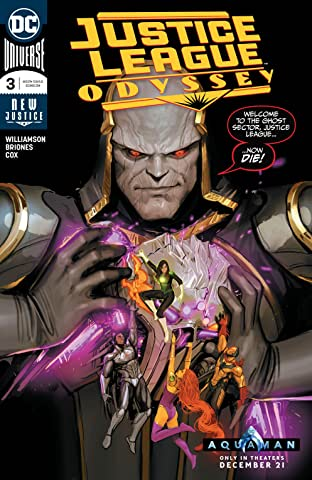 Justice League Odyssey (2018-) No.3