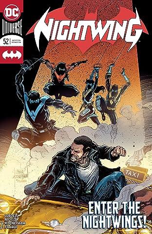 Nightwing (2016-) #52