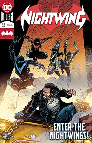 Nightwing (2016-) No.52
