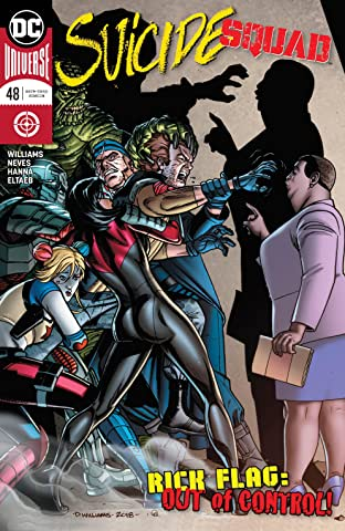 Suicide Squad (2016-2019) #48