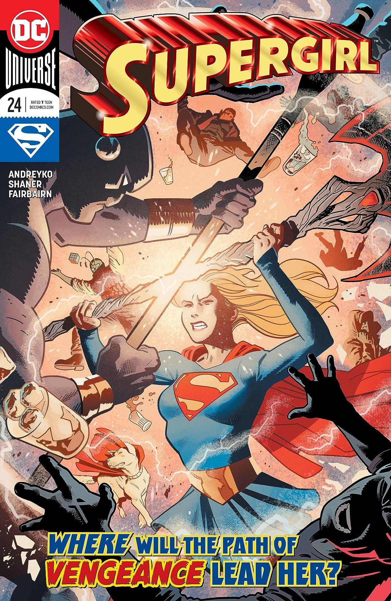 Supergirl (2016-) #24