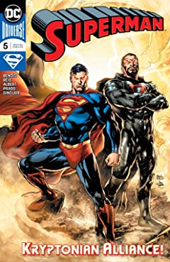 Superman (2018-) No.5