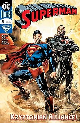 Superman (2018-) #5