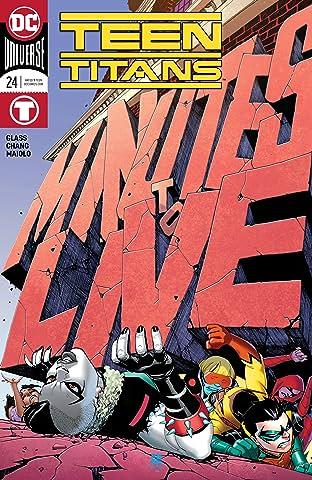 Teen Titans (2016-) #24