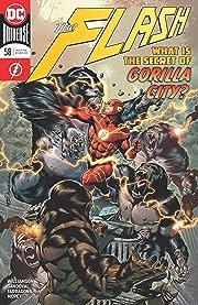 The Flash (2016-) #58