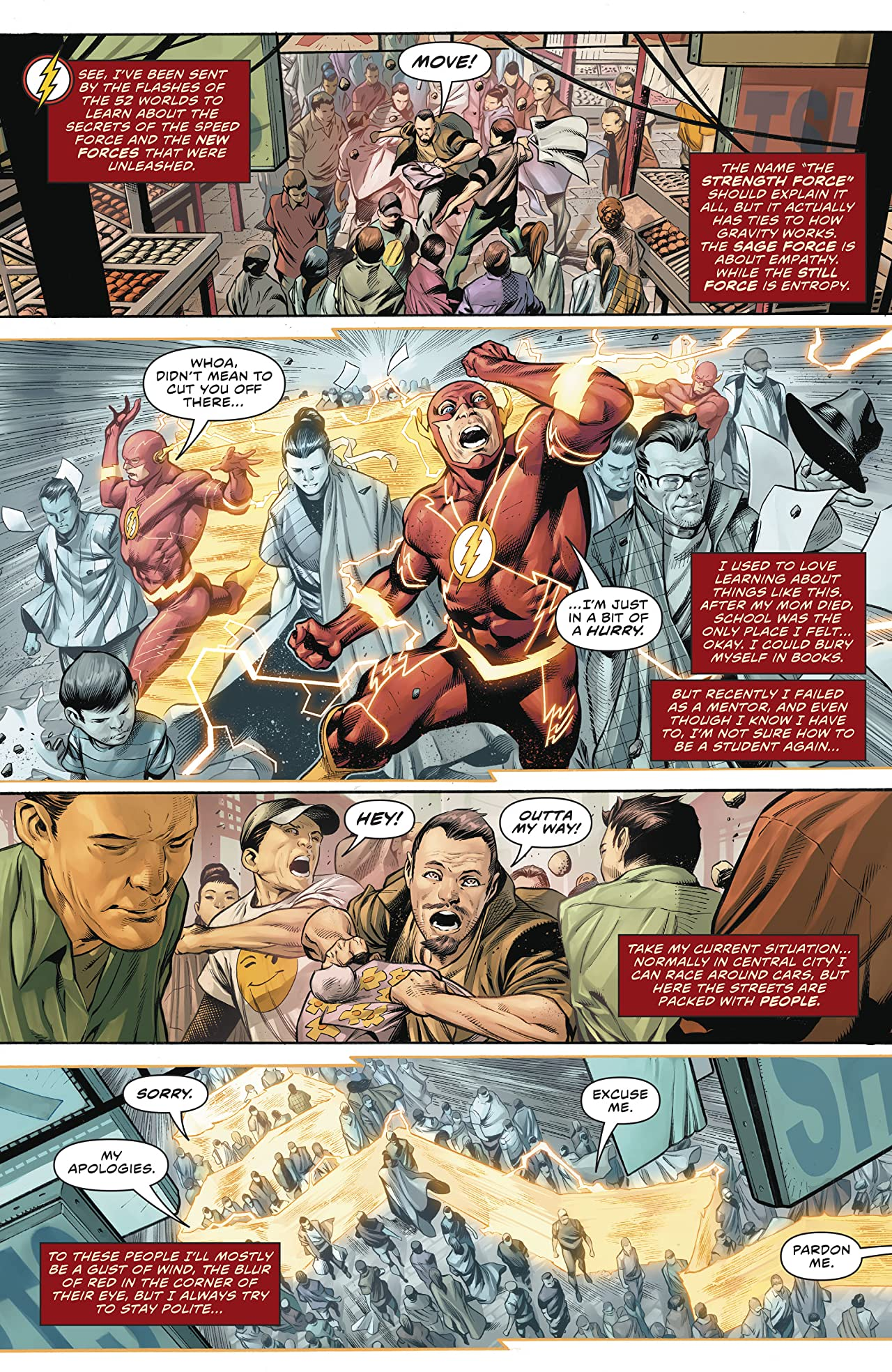 The Flash (2016-) #58
