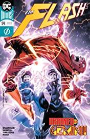The Flash (2016-) #59