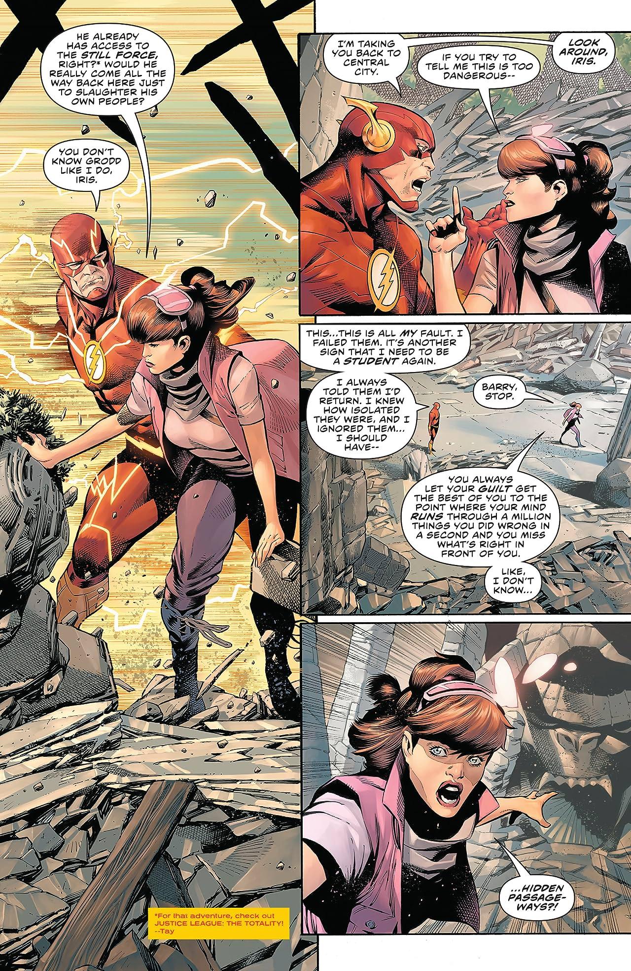 The Flash (2016-) #59