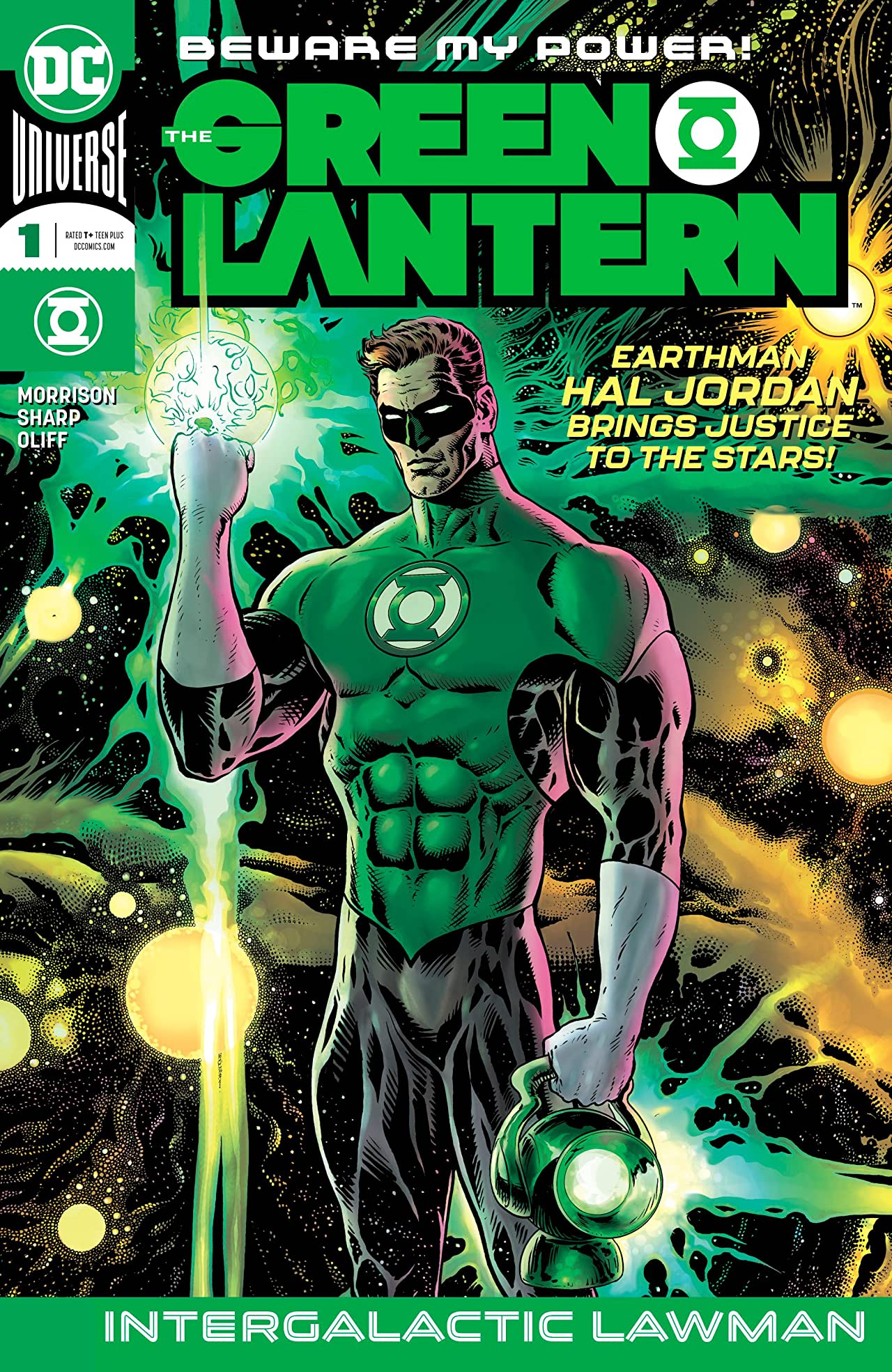 The Green Lantern (2018-) No.1