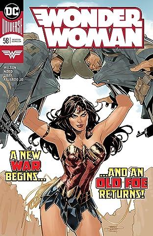 Wonder Woman (2016-) No.58