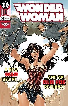 Wonder Woman (2016-) #58