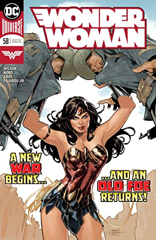 Wonder Woman (2016-) No.58