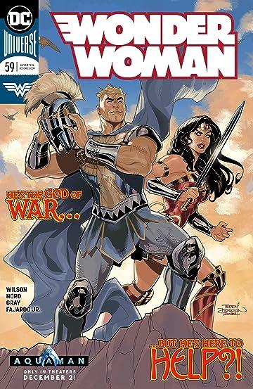 Wonder Woman (2016-) #59