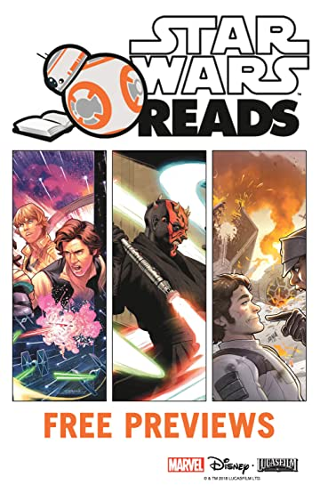 Star Wars Reads 2018 Free Previews - Marvel Comics