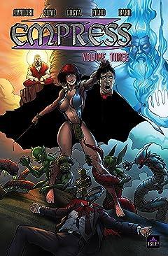 Empress Vol. 3: Shadows Cast