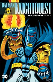 Batman: Knightquest: The Crusade Vol. 2