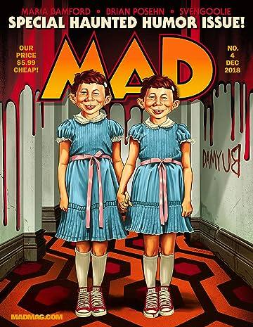 MAD Magazine (2018-) #4