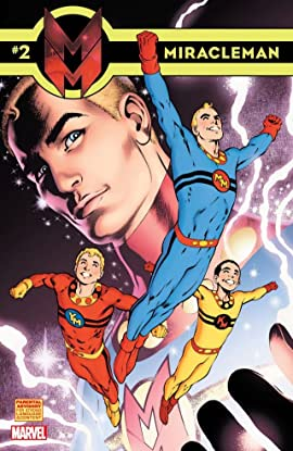 Miracleman: Parental Advisory Edition #2