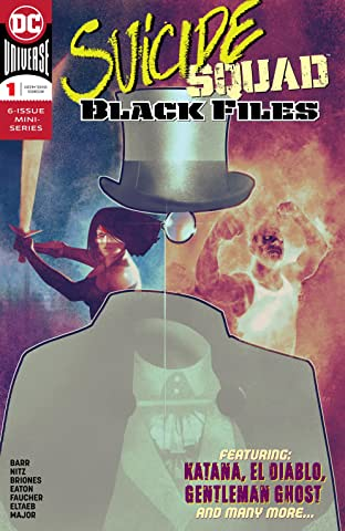Suicide Squad Black Files (2018-) No.1