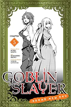 Goblin Slayer: Brand New Day #5