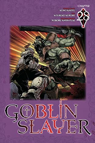 Goblin Slayer #28