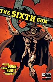 The Sixth Gun #38