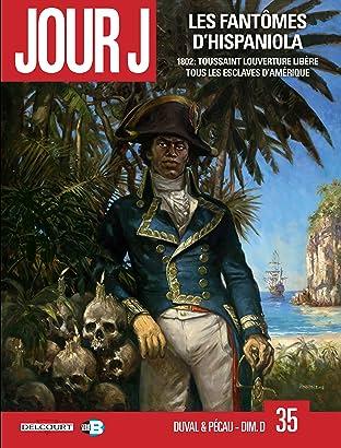 Jour J Vol. 35: Les Fantômes d'Hispaniola