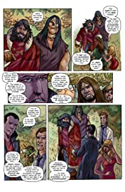 DRACULA vs. ROBIN HOOD vs. JEKYLL & HYDE Vol. 3