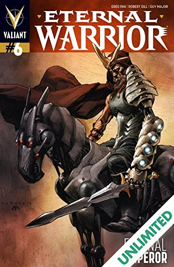 Eternal Warrior (2013- ) #6: Digital Exclusives Edition