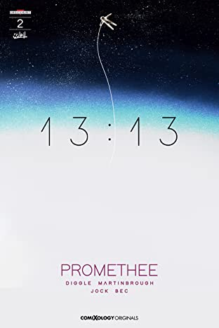 Promethee 13:13 (comiXology Originals) No.2 (sur 2)