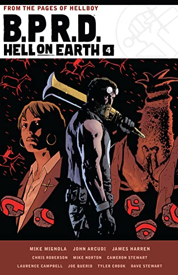 B.P.R.D. Hell on Earth: Book Four