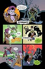 Halloween Man Specials #6