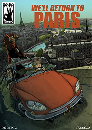 We'll Return to Paris Tome 1